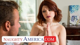 Naughty America - Annabell Redd strikes a sex deal with fiances best friend