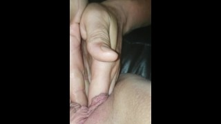 Double Handed Fisting My Tight Pussy