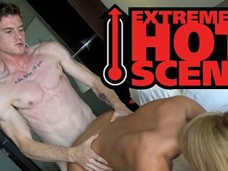 Big Dick Jock Fucks Blonde With Nice Natural Tits Senseless