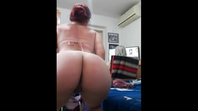 Milf Teen Lesbian Red Head
