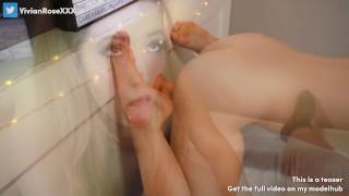 Crazy AHEGAO Teen Slut Extreme Blowjob Hentai Style!