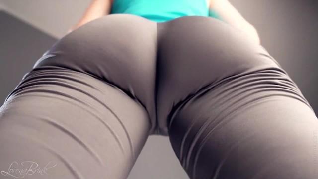 Ass porn squat Big Ass