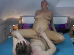 Hot Milf Fuck boy (HD)