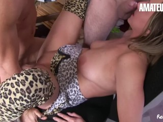 AmateurEuro – Slutty German Wife Shared By Husband With a Stranger