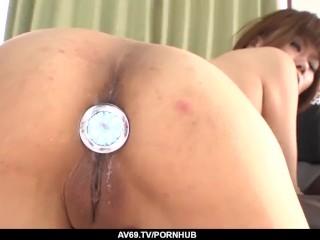 Strong hardcore for shy amateur Ibuki Akitsu – More at 69avs com