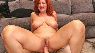 MILFTRIP Big Tit Redhead MILF Creams On Big Dick Fountain Of Youth