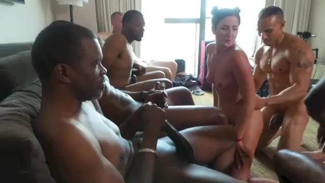 big natural tits orgy hd