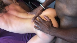 AMATEUR TEEN SWINGER PARTY--ANAL SEX WITH 4 BIG COCKS--FIRST PART