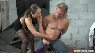 Laura Likes Her Men Vulnerable and Humiliated