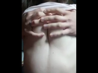 Tits play and nipples