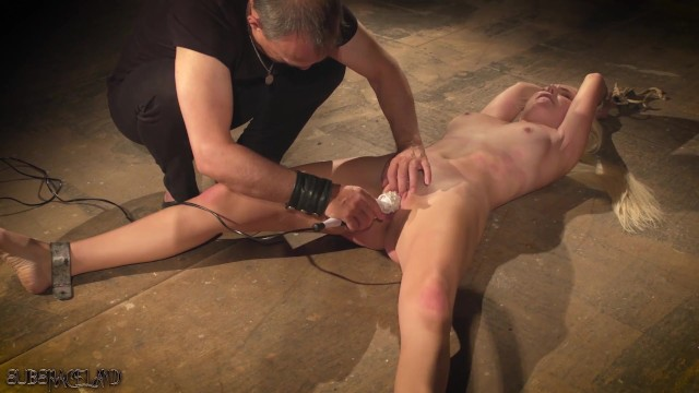 Tied Up Fingered Squirting