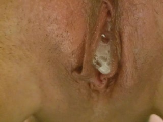 Pushing out a hot load