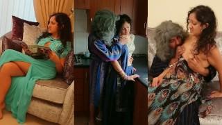 Indian grandpa fucks step grand daughter dirty desi hindi audio sex story