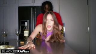 Screen Capture of Video Titled: BLACKEDRAW She wanted the backstage BBC treatment