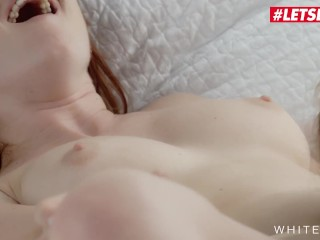 LETSDOEIT - Naughty Redheads Share Shivering Orgasms - Jia Lissa & Red Fox