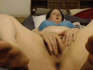 Giving my pussy multiple orgasms preview