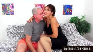 Big Tits Mature Vanessa Videl Slams Her Pussy on a Dick Like a Wild Slut