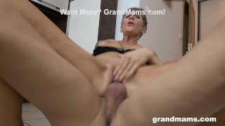 Grandma Fuck Boy