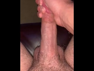 Nice Quick Cumshot for You Before I start my Day