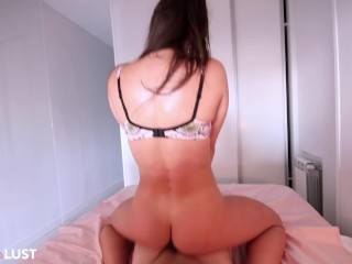 Spanish babe Anastasia Brokelyn Loves Cock and Facial YouthLust