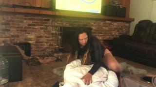 Sweater femdom Wrestling