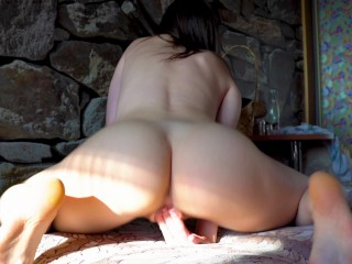 HARD FUCK YOUR HAND AND ORGASM WITH SLIME-DELUXEGIRL 4K