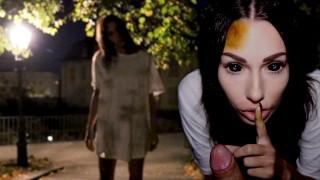 #halloween2019 | a shaiden story – the bitch in white | shaiden rogue – teen porn