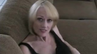 Amateur GILF Trying To Seduce You