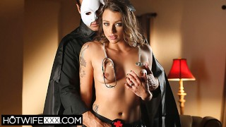 Dirty Nurse Piper Cox Enjoys A Treat On Her Own