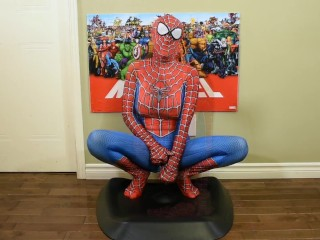 SPIDER-MAN SUIT MALFUNCTION – PREVIEW