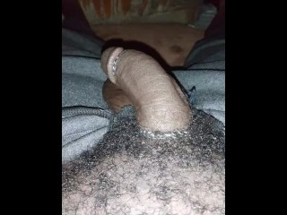 Exposed Dick Bulge solo