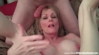 Amateur Swinger Really Likes Threesomes