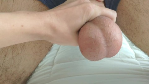 Porn ball squeeze Balls Squeezed