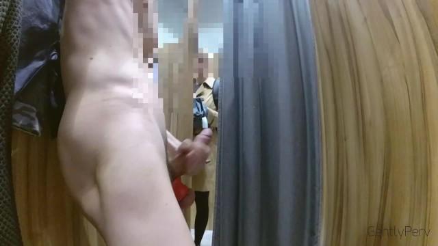 Amateur Sex Dressing Room