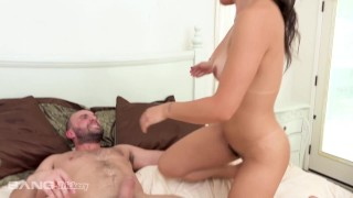 Trickery - Brooklyn Gray Surprises Stranger With Morning Sex