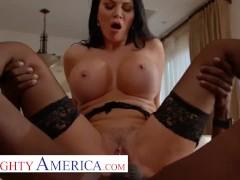Naughty America - Jasmine Jae gets fucked by her husband's boss
