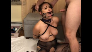 Anal Slut Tied Up and Used (Full video on my MV)