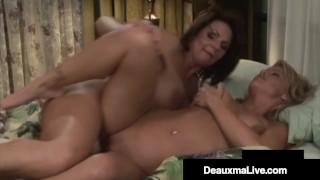 Hardcore Lesbian Strapon Fuck