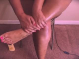 Foot Massage Preview | Full Video on OnlyFans bbwnympho98_
