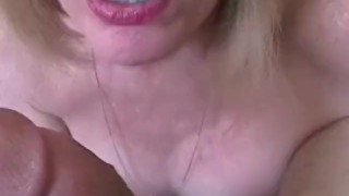 Fucking The Horny Amateur Granny GILF Loving Her Sex