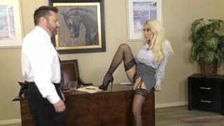 Victoria June Femdom Sex Scene - Ass Worship & Sex