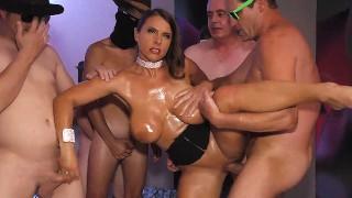big boob sexy susi rough anal group banged