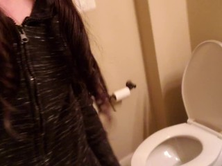 Shy Pee At The Massage Parlour