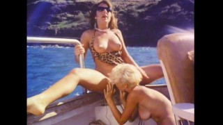 Swingers Party On My New Boat