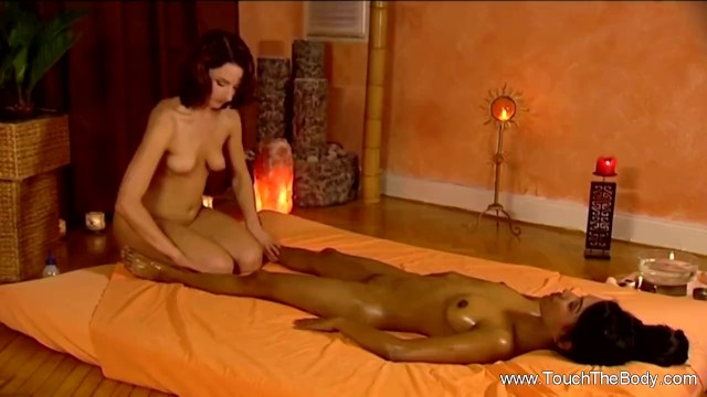 Massage For Friendship with the whole sexy Body