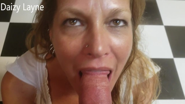 My Friends Mom Swallows My Cum 'mom loves swallowing