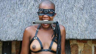 cuckold outdoor african sex lesson