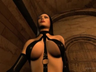 Citor3 FemDomination Virtual Reality Game
