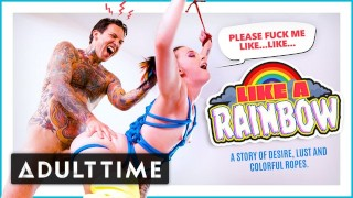 ADULT TIME Bubblegum Dungeon: Sub Danni Rivers Suspended