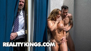 Reality Kings - Phat ass milf Richelle Ryan rides cock